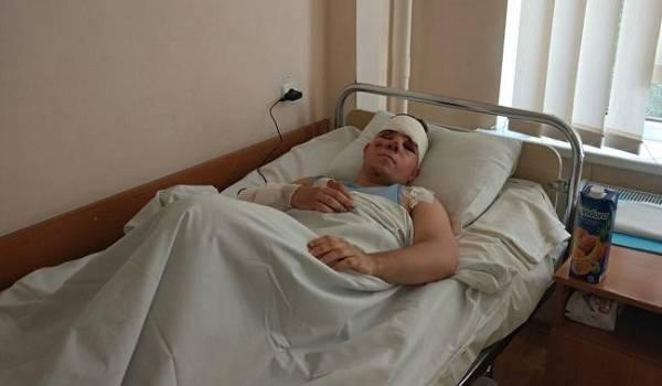 Следователи ГБР провели допрос выжившего в авиакатастрофе под Харьковом курсанта