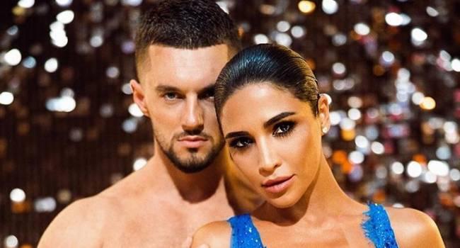 Санта Димопулос рассказала о конкуренции с Надеждой Мейхер на «Танцах со звездами»