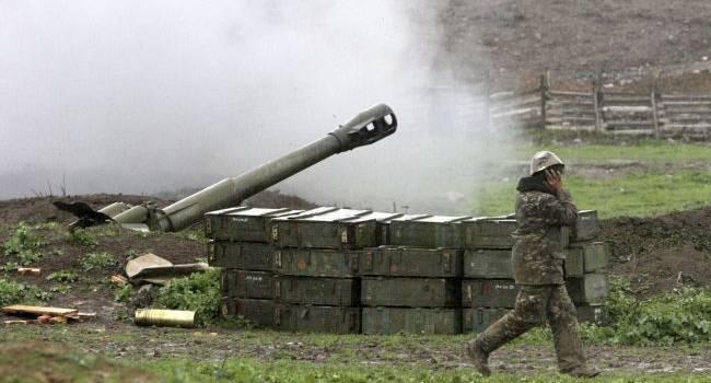 Украина прокомментировала активизацию боев в Нагорном Карабахе
