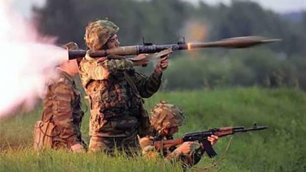 Боевики пошли в атаку на ВСУ под Горловкой