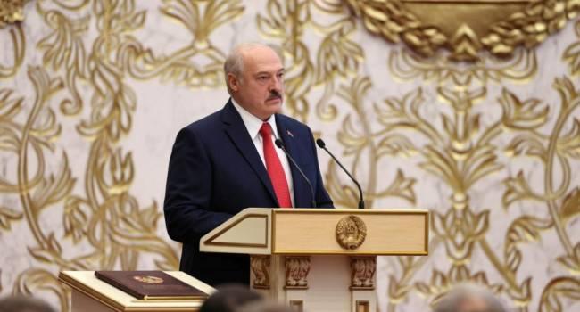 «Хотели спокойную обстановку»: Эксперт объяснил причину тайной инаугурации Лукашенко