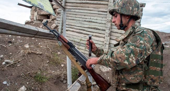 Иванов о конфликте в Нагорном Карабахе: Украине нужно воздержаться от оценок, разберутся и без нас