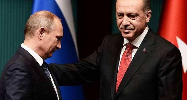 Зубов: Путин и Эрдоган считают Южный Кавказ своим, и дружба двух тиранов не выдержит конфликта в этом регионе
