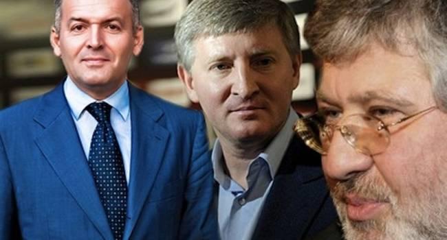 Политолог: Коломойский, Ахметов, Фирташ, Пинчук - вот кто стал настоящим победителем в апреле прошлого года