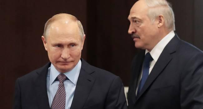 Олещук: Путин изыскано отомстил Лукашенко, превратив его в марионетку, живущую исключительно «царской милостью»