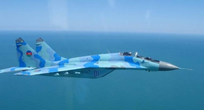 Карабах уничтожил военный самолет Азербайджана – Погосян