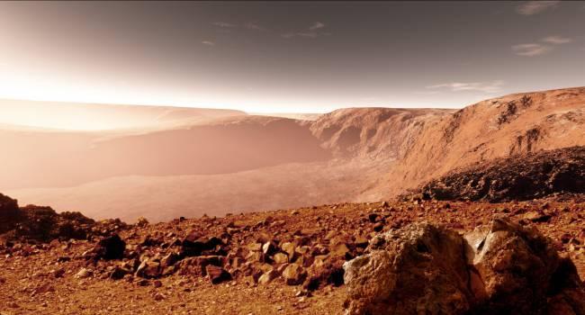 «Огромное солёное озеро»: ученые заявили о необычной находке на Красной планете