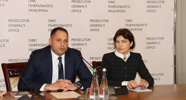 Соловей: Ермак и Венедиктова приложили все усилия, чтобы на территорию Украины не попал ни один из задержанных в Беларуси «вагнеровцев»