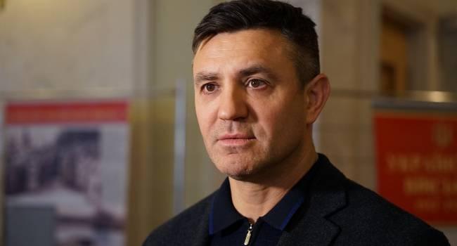 Нусс: СБУ пора вызывать Тищенко на допрос для дачи пояснения