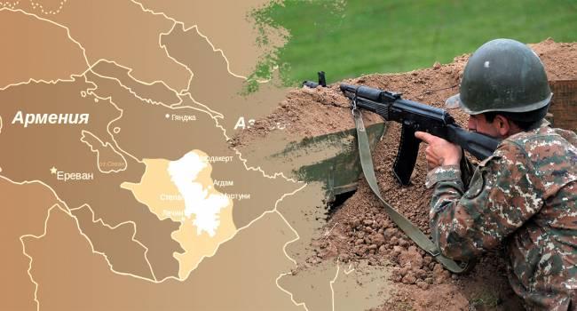 Мельник: Конфликт между Арменией и Азербайджаном в Нагорном Карабахе может перерасти в Третью мировую войну, но это наихудший сценарий