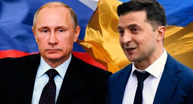 Зеленский не сможет обратиться за помощью к Путину, даже если он капитулирует перед Россией - Портников