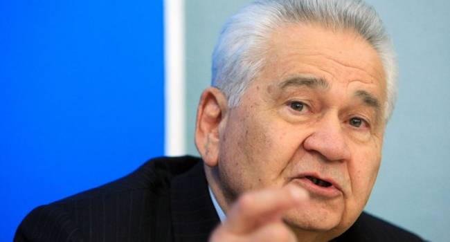 Я не политик, и не вижу никакого подтверждения тому, что между Украиной и Россией действительно идет война - Фокин