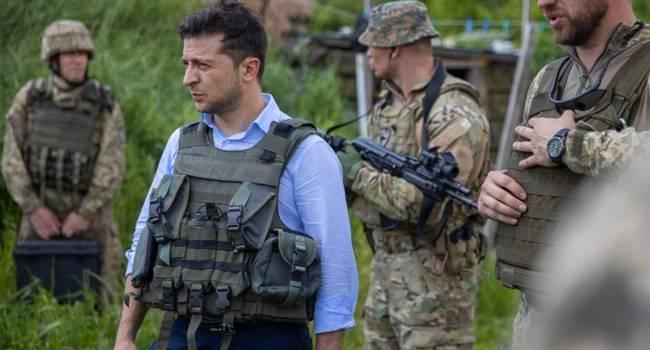 Гончаренко: Стратегия Зеленского принципиально не решает проблему Донбасса - мы просто перекладываем ее решение на своих детей