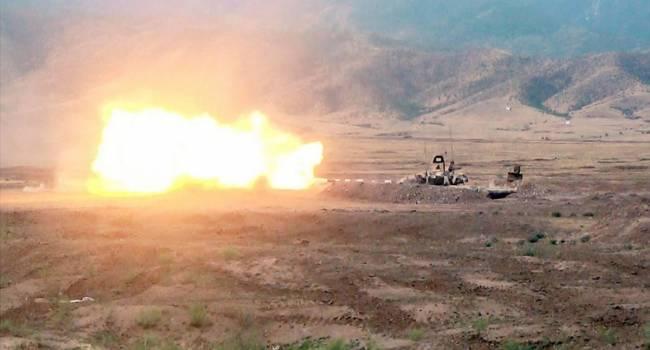 Азербайджан уничтожил целый полк ВС Армении «Мартуни»