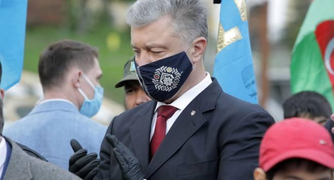 «Очень странное совпадение»: журналист заявил, что коронавирус у Порошенко обнаружили в день открытия нового уголовного производства