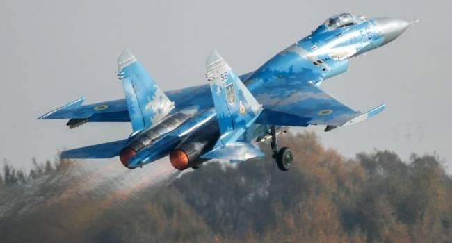 Конфуз СМИ РФ: Передовое информационное агентство России выдало самолет ВВС ВСУ за российский