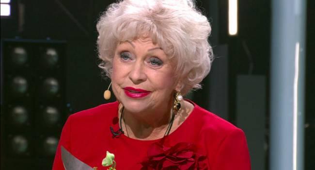 «За какие заслуги никому неизвестная престарелая артистка получает деньги россиян?»: Лена Миро набросилась с критикой на вдову Караченцова