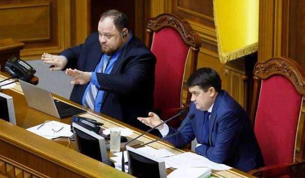 Среди депутатов Рады зафиксирована вспышка коронавируса: парламент может пойти на карантин