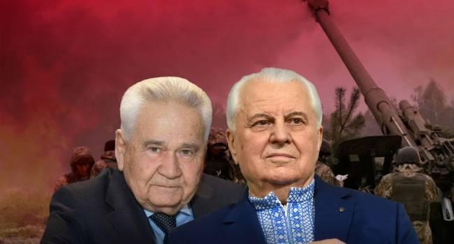 Геращенко: Почему Зеленский вернул Фокина и Кравчука с политической пенсии? Потому, что они на всех эфирах «мочили» Порошенко