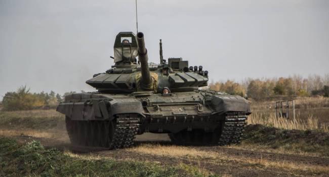 «Минус 5 танков»: Азербайджан сообщил об уничтожении вражеской техники в Нагорном Карабахе