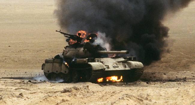 Баку продолжает уничтожать танки Армении: Еще минус 3 «Т-72»