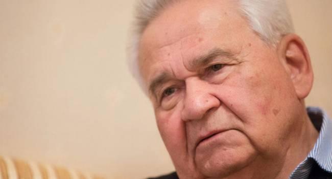 Политолог: Фокин был только громоотводом, основное дело за Кравчуком