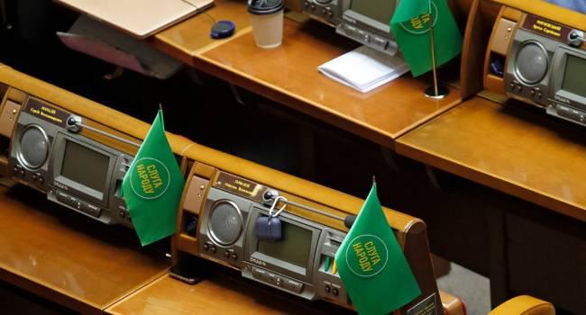 Гаврилова: Страна в смартфоне и «большая стройка» закончились провалом, поэтому главной фишкой «слуг народа» становится пиар на теме мира