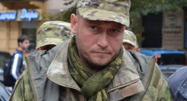 «Переговоры с врагом нужно проводить с позиции силы»: Ярош предложил Зеленскому назначить его руководителем украинской делегации в ТКГ