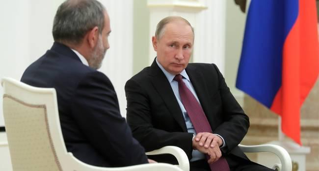 Журналист: в прошлом Россия всегда была однозначно на стороне Армении, но в этот раз все иначе