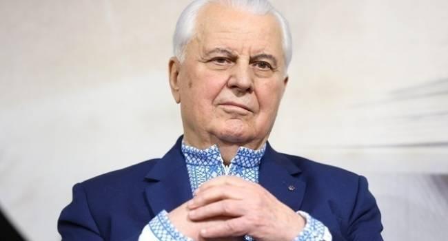 Кравчук – Грызлову: Хватит выставлять Украине ультиматумы