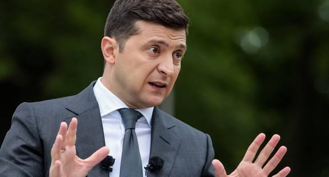 Бондаренко: Против Зеленского играют две оппозиционные силы. ОПЗЖ, выступающая за «Украину без Галичины», и «ЕС», которая хочет избавиться от Донбасса и Крыма
