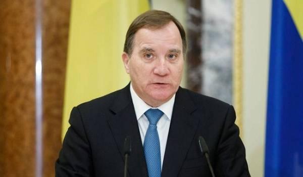 Премьер-министр Швеции: российская агрессия составляет угрозу для мировой безопасности
