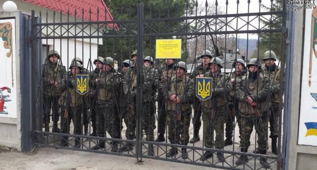 Экс-министр обороны: в 2014-м армия была способна воевать за Крым