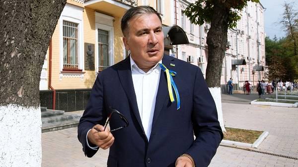 СМИ: на Саакашвили в ресторане Киева совершили покушение
