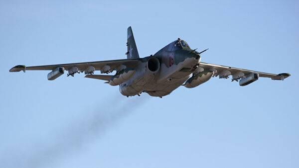 «Второй самолет за сутки»: Армения заявила об уничтожении «Су-25» ВВС Азербайджана