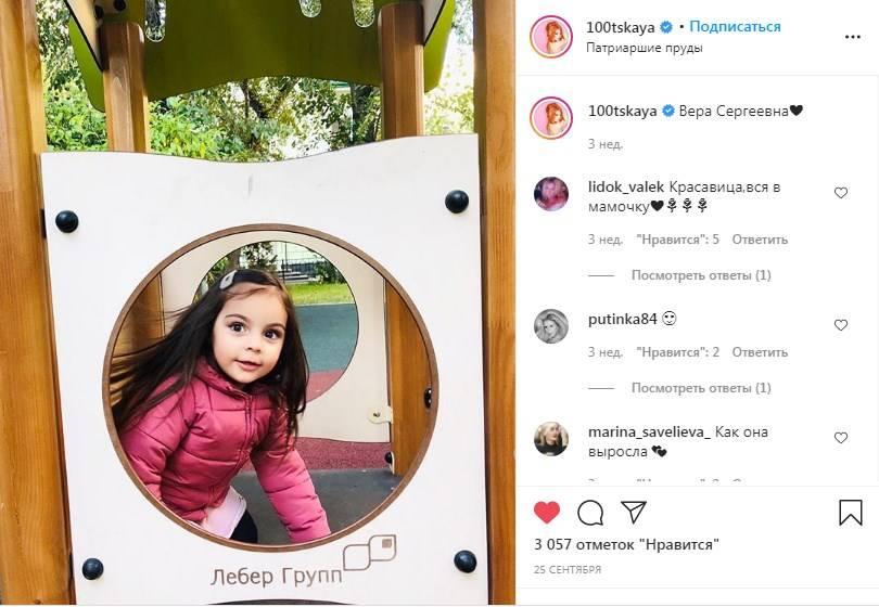 «Красавица, вся в мамочку»: Анастасия Стоцкая восхитила сеть, показав фото своей дочери Веры