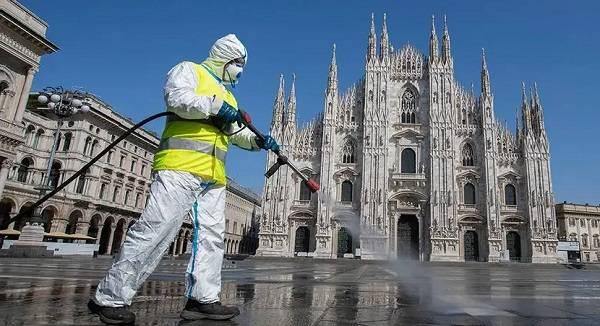 COVID-19 в Италии: в стране зафиксировали всплеск летальных случаев
