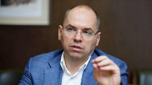 Степанов просит выделить Минздраву 2 миллиарда гривен на новые экспресс—тесты на коронавирус