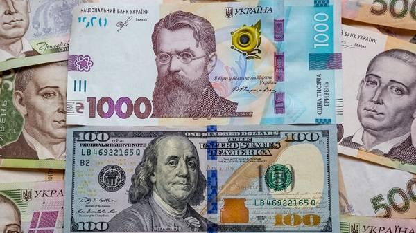 Девальвация гривны составила почти 20% - НБУ