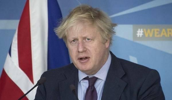«Страна в критическом моменте»: Джонсон обратился к британцам из-за вспышки COVID-19