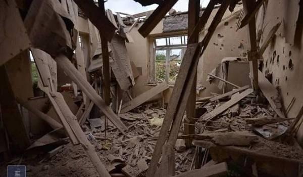 Война в Нагорном Карабахе: в ход пошли «Грады», опубликовано видео