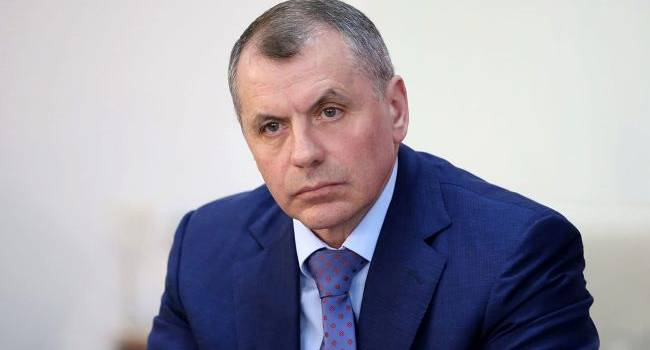 «Спикера парламента» Крыма пригласили выступить в  Беларуси: МИД Украины протестует