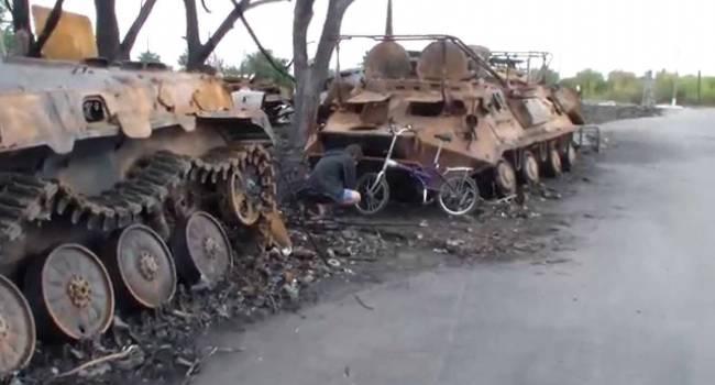 «Выжить в такой мясорубке нереально»: Азербайджан уничтожил целую колонну бронетехники и грузовиков с боеприпасами Армении