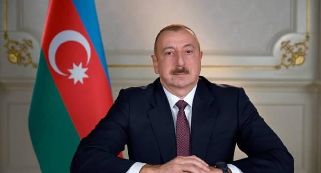 «За мирные переговоры»: Алиев обратился к России, США и Франции
