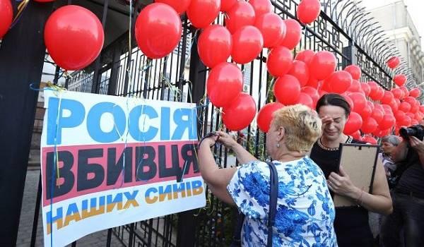 Украинцы резко ухудшили свое отношение к России – результаты соцопроса