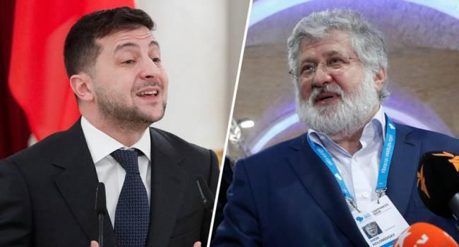«Или Палица в Кабмине, или раскол «Слуги народа»: Коломойский выставляет Зеленскому ультиматумы – СМИ
