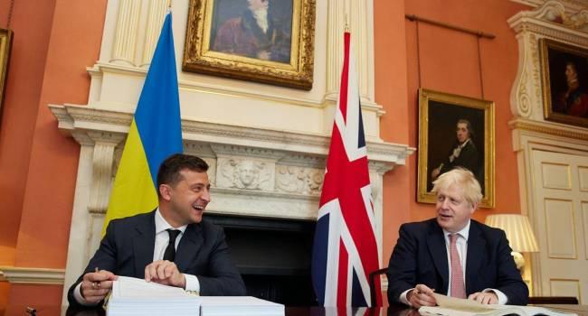 Лондон всегда готов поддерживать Украину – Джонсон