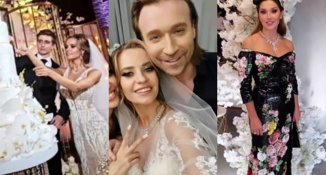 Олег Винник, заболевший коронавирусом, пел на свадьбе сына Оксаны Марченко