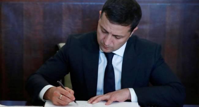 «Отныне никакого банкротства»: Зеленский подписал важный закон