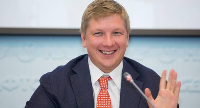 «Патриоту» Коболеву удобнее мутить с Газпромом, придумывая схемы и изобретая контракты по закупке якобы «европейского» газа